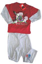 Markenlose Jungen-Pyjamasets in 104