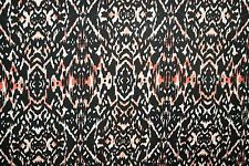 Multicolor Ethnic ITY Print #231 Stretch Polyester Lycra Spandex Fabric BTY