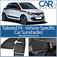 Renault Twingo 5dr 2014> CAR WINDOW SUN SHADE BABY SEAT CHILD BOOSTER BLIND UV