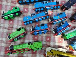 OVER 40 THOMAS THE TANK TRAINS AND OTHER ITEMS