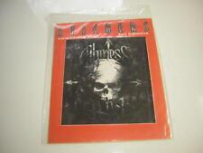 Cypress Hill Sticker 1993 Licensed Sealed Tribal Skull Insane In The Membrane