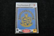 Canis Canem Edit  Platinum Playstation 2 PS2