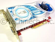 HIS IceQ Turbo Radeon 9550 IceQ 256MB DDR2 128-bit AGP 4R8DA242 H955QT256N