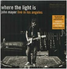 LP-BOX John Mayer Where The Light Is: John Mayer Live In Los Angeles NEW OVP