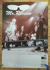 MR. REVIEW Keep The Fire Burning Poster A1 | neu | Rude & Visser SKA Amsterdam