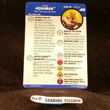 Aquaman Team Up Card 029.10 Atlantis Justice League Unlimited Heroclix