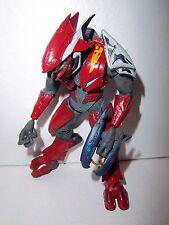 Halo 3 Series 3 **RED/SILVER COMBAT ELITE** McFarlane 100% Complete w/ Gun!!