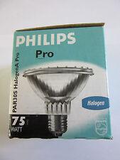 Philips PAR30S HalogenA Pro 75W E27 240V 30 Flood 504401
