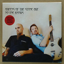 """QUEENS OF THE STONE AGE - No one knows ***GREY 7""""-Vinyl***NEW***"""