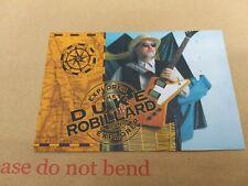 Duke Robillard Explorer Postcard Promotional Blues Music