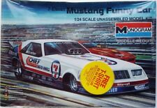 Monogram Billy Meyer #7-Eleven Mustang Funny Car - Original Issue