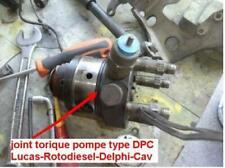⭐ joint torique tête hydraulique pompe injection type DPC LUCAS ROTODIESE DELPHI