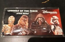 Magnet Star Wars Legends of the Force Characters/Characters Disneyland Paris