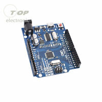 Version UNO R3 ATMEGA328P-16AU CH340G Micro USB Compatible For Arduino