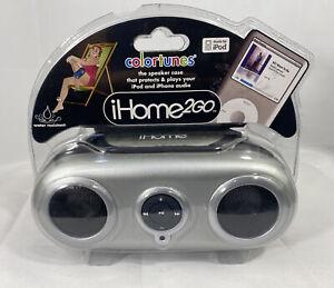 iHome 2Go iH13 Colortunes Portable Protective Case  Speakers