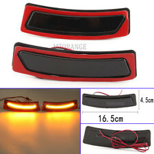 LED Side Marker Light Repeater Lamp Turn Signals For BMW F30 F31 F35 F80 2016-19