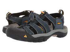 Men's Shoes KEEN NEWPORT H2 Waterproof Nylon Fisherman Sandals 1001938 NAVY