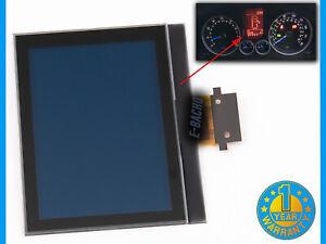 LCD DISPLAY VISUALIZZAZIONE PER VOLKSWAGEN VW GOLF V TOURAN PASSAT STRUMENTO VDO