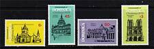 Dominica 1979 Christmas Cathedrals SG 682/5 MNH