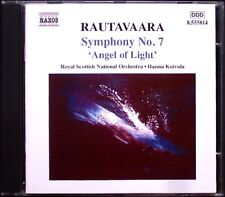 RAUTAVAARA Symphony No.7 Angel of Light Angels and Visitations CD Hannu Koivula