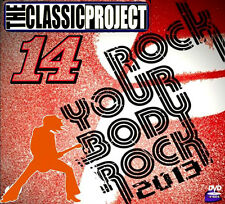 The Classic Project 14 - Non Stop Dj Video Mix - Rock Session Part 1 & 2