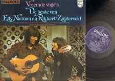 ELLY NIEMAN & RIKKERT ZUIDERVELD Vreemde Vogels LP MINT