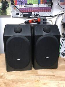 B&W CDM1 SE Special Edition Speakers ( PAIR )