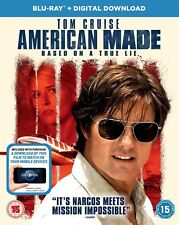American Made (with Digital Download) [Blu-ray]