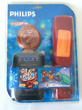 RARE Original PHILIPS WALKMAN Ear Gear AM FM Radio Cassette 1980/90s SEALED NEW