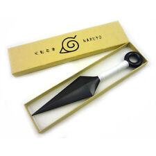 Anime Naruto Plastic Ninja Weapons Kunai Sword Cosplay Costume Prop Gift Toy