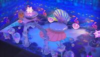 Animal Crossing New Horizons 🐠🐚funkelndes MEERESZIMMER (Unterwasserwelt)🐚🐠
