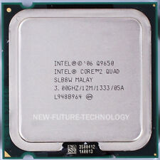 Intel Core 2 Quad Q9650 3 GHz 12 MB 1333 MHz LGA 775 CPU US free shipping