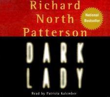 Richard North Patterson Dark Lady Audio CD 6 hours 5 CDs Abridged Very Good