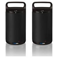 DPIINC ISBW2113B  iLive Indoor/Outdoor Dual Bluetooth Speakers (Pair)