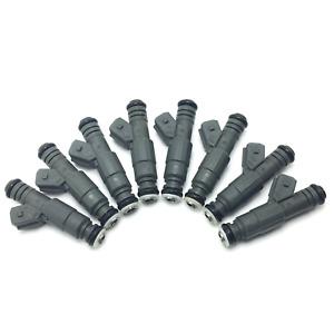8 x OE Fuel Injector Set for BMW X5 Z8 740i l 4.4 4.8 0280155823