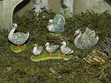 "Euromarchi Animal Figurines Set/4 for 5"" Nativity Manger Pesebre Animales"
