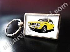 TRIUMPH DOLOMITE SPRINT METAL KEY RING. CHOOSE YOUR CAR COLOUR.