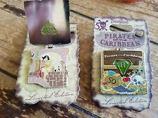 Disneyland Pirates Of The Caribbean 50TH ANNIVERSARY Pin LE