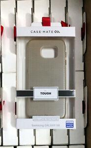 Samsung Galaxy S6 Case Enhanced Grip Slim Tough Case-Mate Gold (Lot of 10)