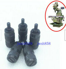 5pcs Milling Machine Parst Feed Reverse Knob Assembly For Bridgeport Mill