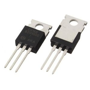 TIP101 Power Transistor x 2 pcs TO-220 UK free delivery