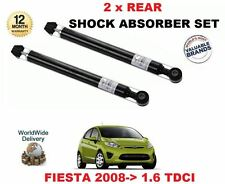 pour Ford Fiesta 1.6 TDCI 90BHP 2008> NEUF 2 x AMORTISSEUR ARRIÈRE Shocker SET