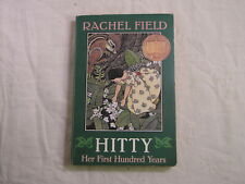 Hitty: Her First Hundred Years by Rachel Field