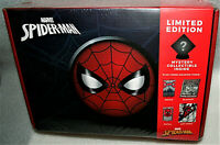 Marvel Spiderman Collector Box Culturefly Walgreens Exclusive New Sealed Pin Hat