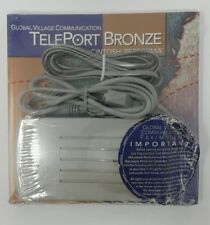 Global Village Communication TelePort Bronze Fax Modem for Mac Performa E26 NIB
