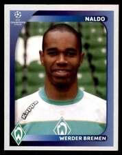 Panini Champions League 2008-2009 - Werder Bremen Naldo No.181