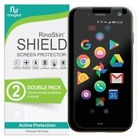 [2-PACK] For Palm Phone Screen Protector RinoGear USA Lifetime Replacements