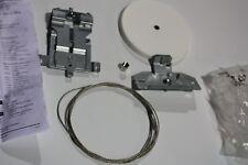 "Focal Point Luminar Lighting Universal Suspension Kit C24-UNV-NOFD 5"" Canopy"
