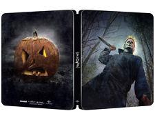 Halloween (2018) Edition Steelbook (Blu-Ray) Horror Jamie Lee Curtis, Judy Greer