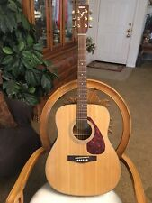 Yamaha FX-335 Acoustic Electric Guitar Instrument Musical